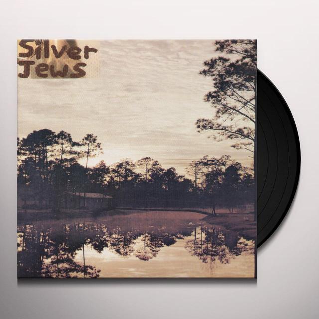 Silver Jews STARLITE WALKER Vinyl Record - Reissue