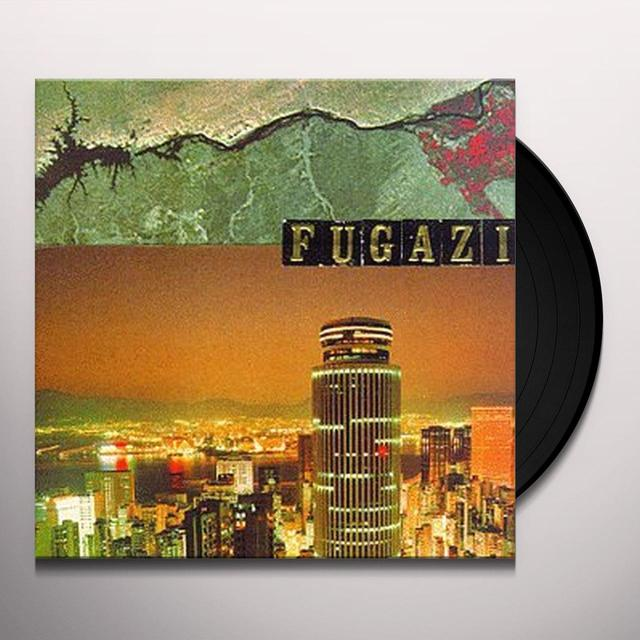 Fugazi END HITS Vinyl Record
