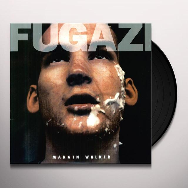 Fugazi MARGIN WALKER Vinyl Record