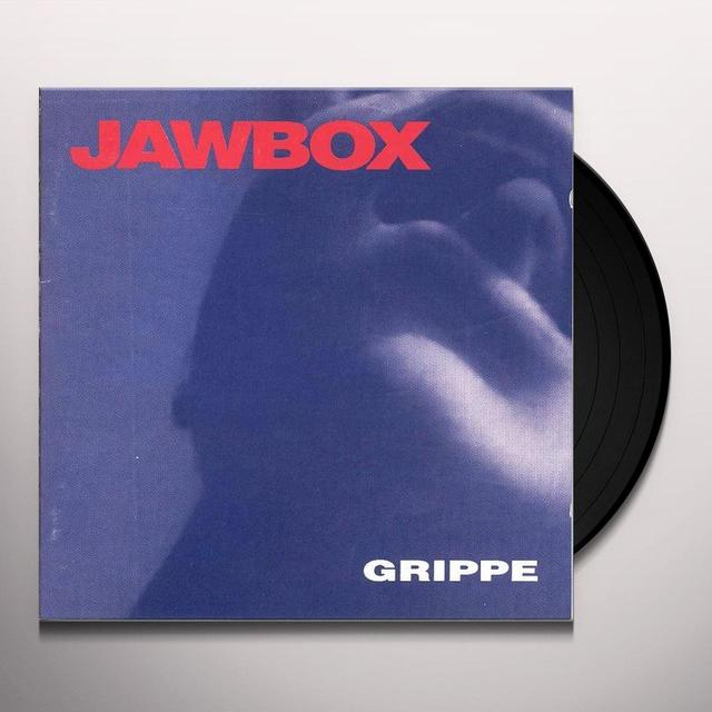 Jawbox GRIPPE Vinyl Record