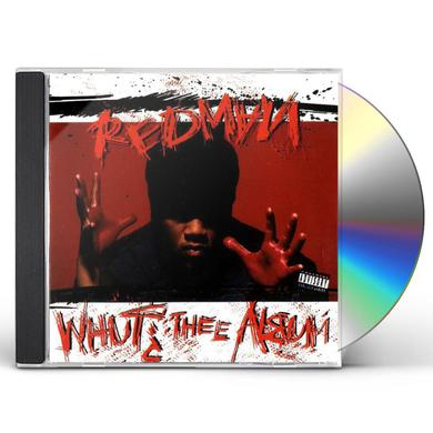Redman WHUT THEE ALBUM CD