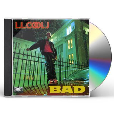 Ll Cool J BIGGER & DEFFER CD
