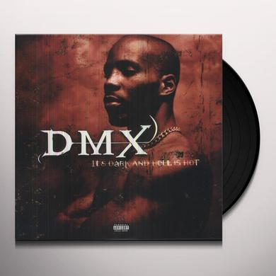 Dmx IT'S DARK & HELL IS HOT Vinyl Record