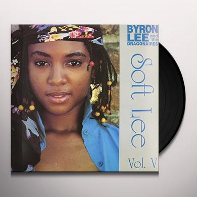 Byron Lee SOFT LEE 5 Vinyl Record