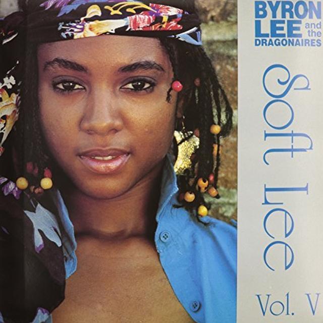 Byron Lee SOFT LEE 5 Vinyl Record