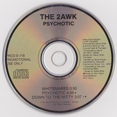 2Awk PSYCHOTIC Vinyl Record