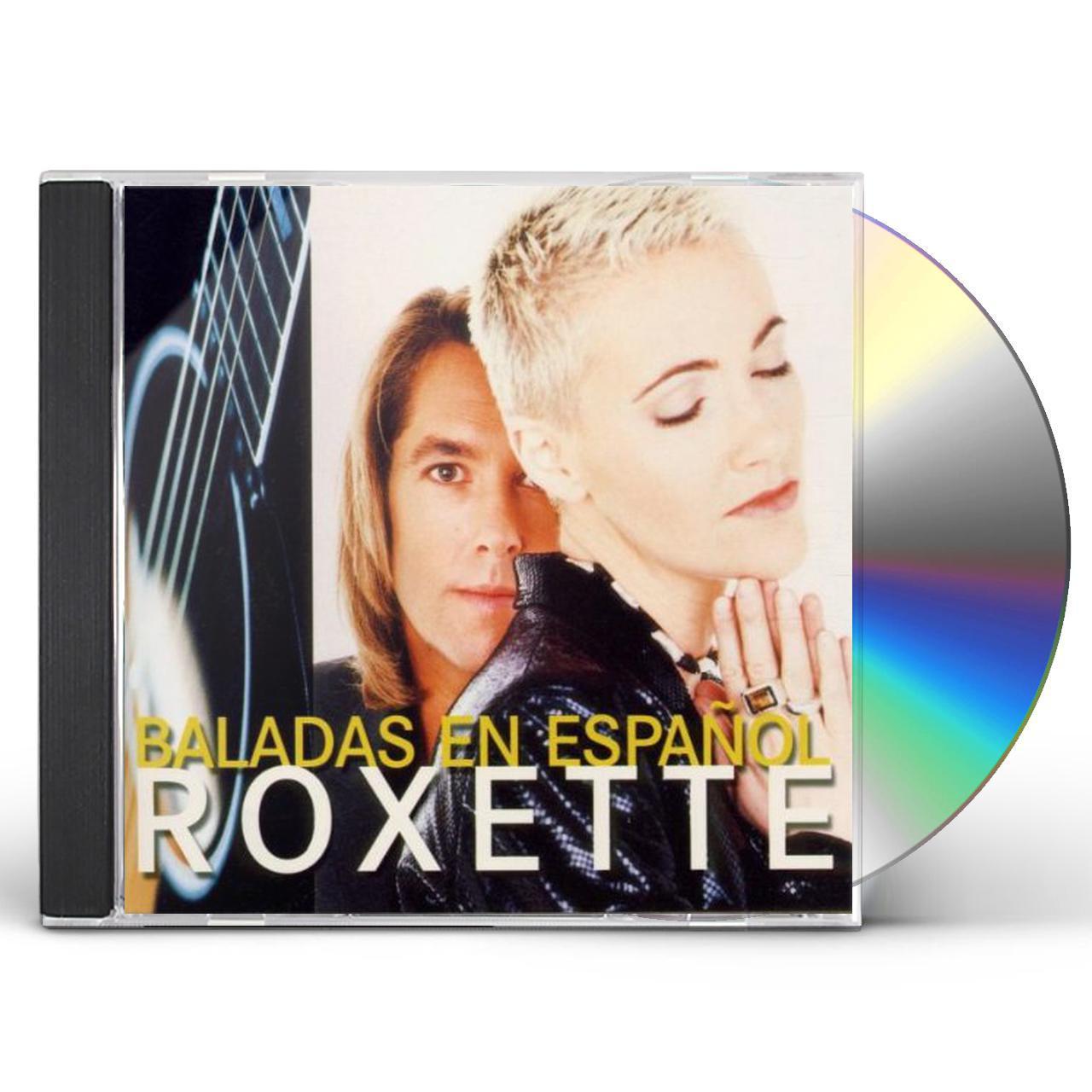 cd roxette baladas em espanol