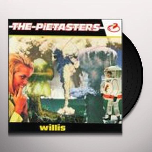 Pietasters WILLIS Vinyl Record