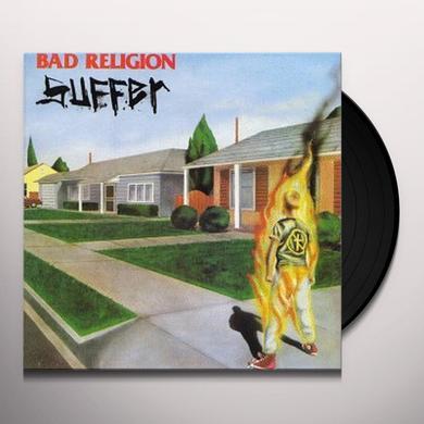 Bad Religion SUFFER Vinyl Record