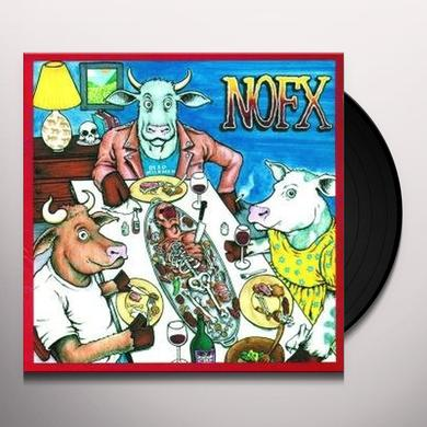 Nofx LIBERAL ANIMATION Vinyl Record