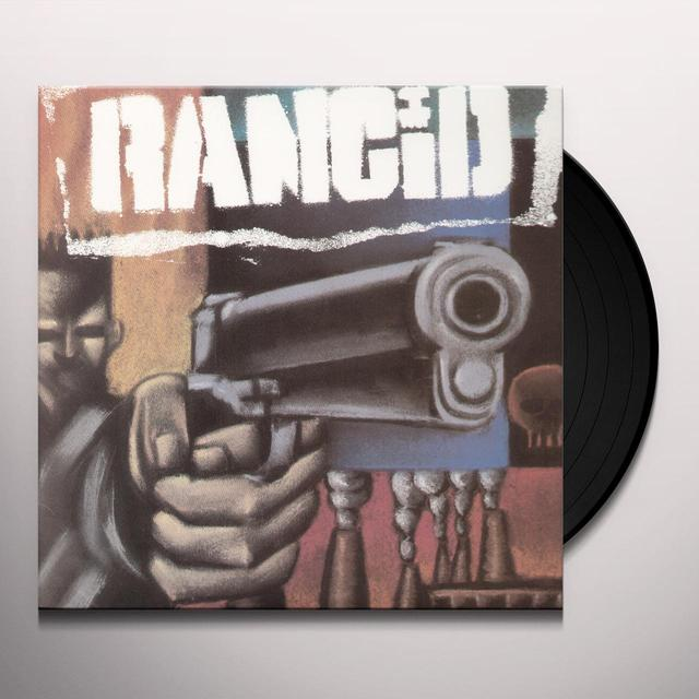 RANCID Vinyl Record