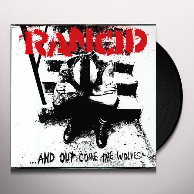 Rancid AND OUT COME THE WOLVES Vinyl Record