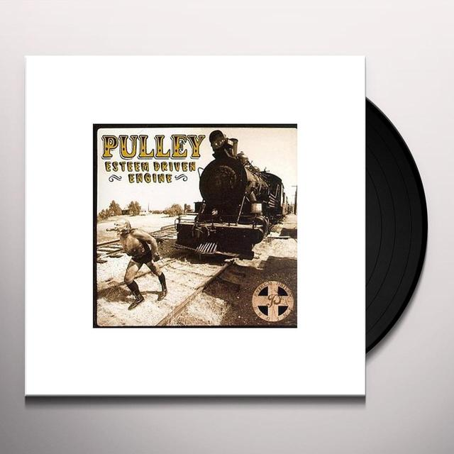 Pulley ESTEEM DRIVEN ENGINE Vinyl Record