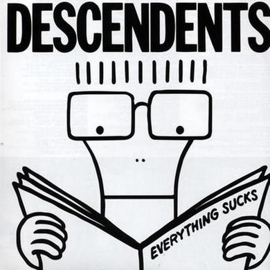 Descendents EVERYTHING SUCKS Vinyl Record