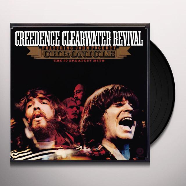 CCR ( Creedence Clearwater Revival ) CHRONICLE: THE 20 GREATEST HITS Vinyl Record