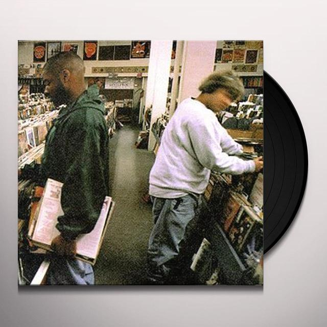 Dj Shadow ENDTRODUCING Vinyl Record