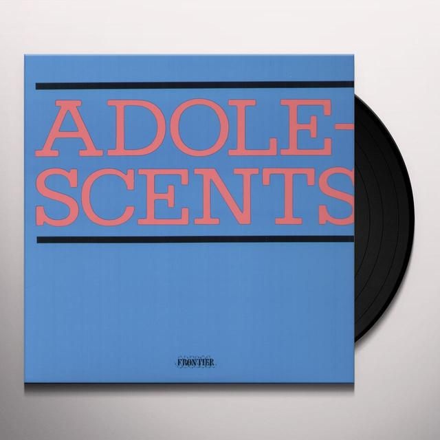 ADOLESCENTS Vinyl Record - Reissue