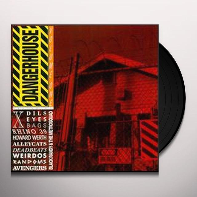DANGERHOUSE 1 / VARIOUS Vinyl Record