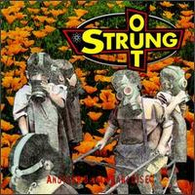 Strung Out ANOTHER DAY Vinyl Record