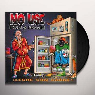 No Use For A Name LECHE CON CARNE Vinyl Record