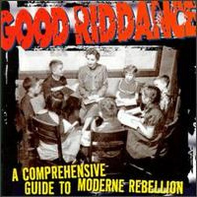 Good Riddance COMPREHENSIVE GUIDE TO MODERNE Vinyl Record