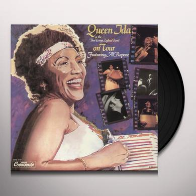 QUEEN IDA & BON TEMPS ZYDECO BAND ON TOUR Vinyl Record