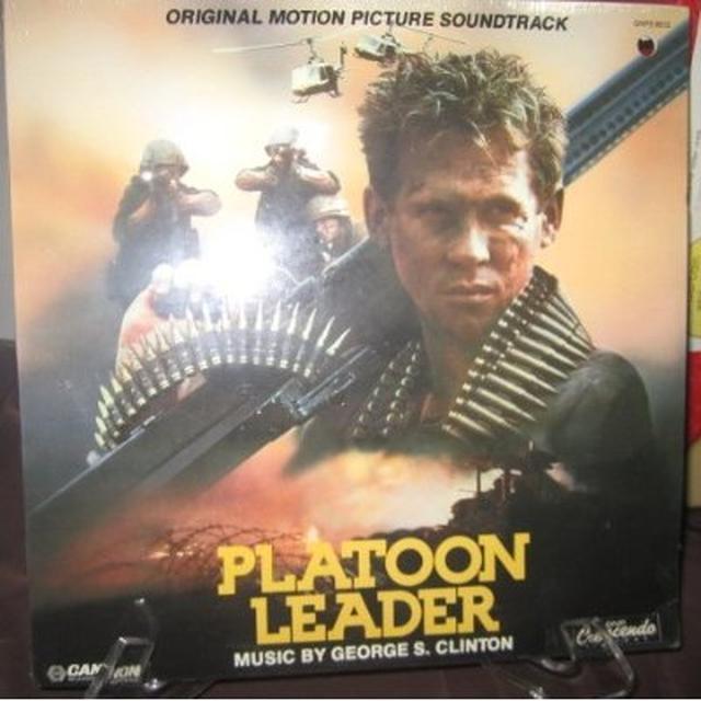 PLATTON LEADER / O.S.T. Vinyl Record