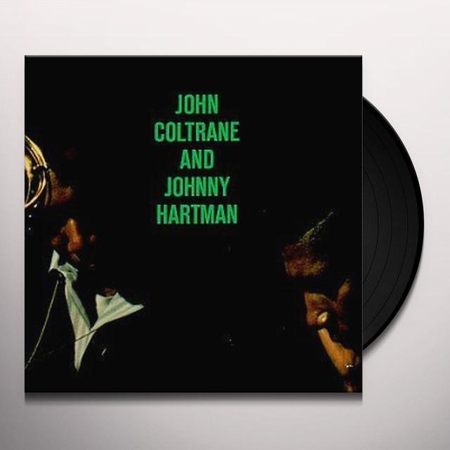 John Coltrane / Johnny Hartman JOHN COLTRANE & JOHNNY HARTMAN Vinyl Record