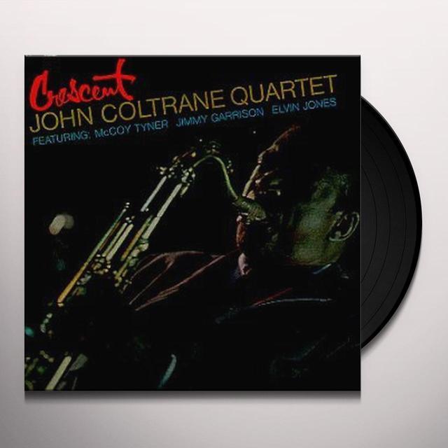 John Coltrane CRESCENT Vinyl Record