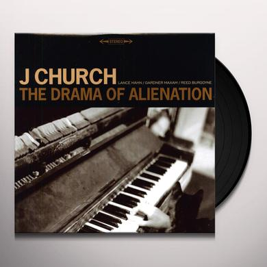 J Church DRAMA OF ALIENATION Vinyl Record