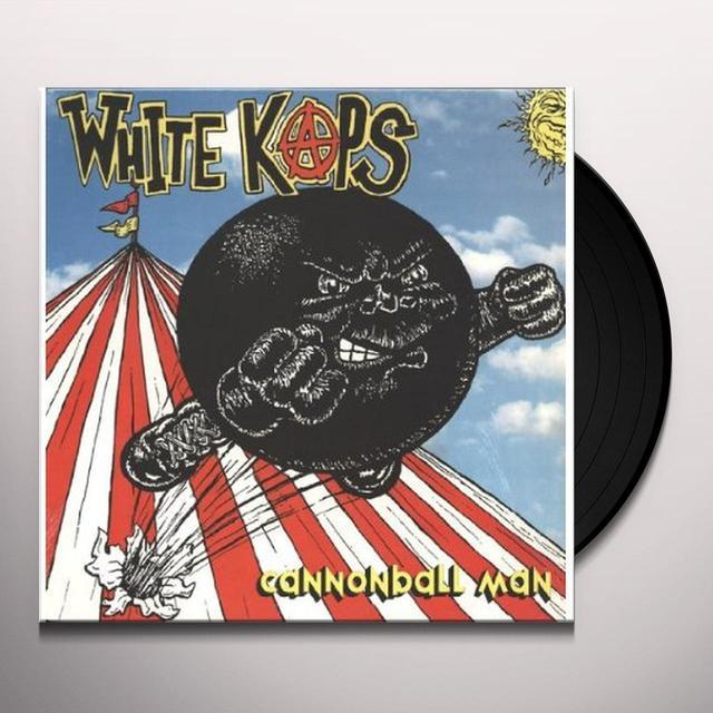 White Kaps CANNONBALL MAN Vinyl Record