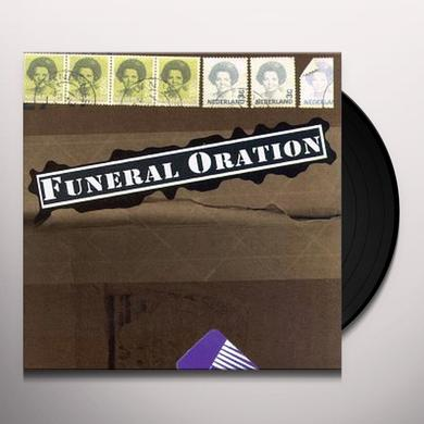 FUNERAL ORATION Vinyl Record