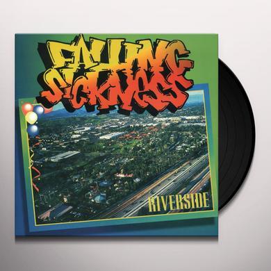 Falling Sickness / Nobodys SPLIT Vinyl Record
