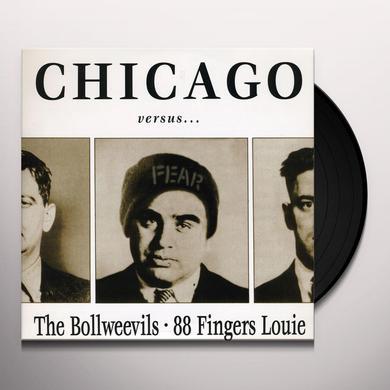 CHICAGO VS AMSTERDAM / VARIOUS Vinyl Record