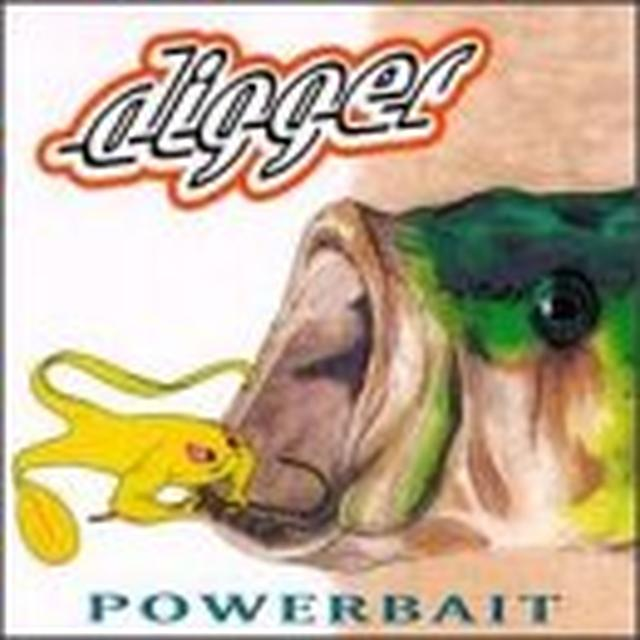 Digger POWER BAIT Vinyl Record