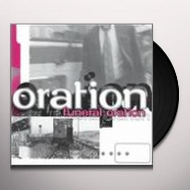 Funeral Oration BELIEVER Vinyl Record