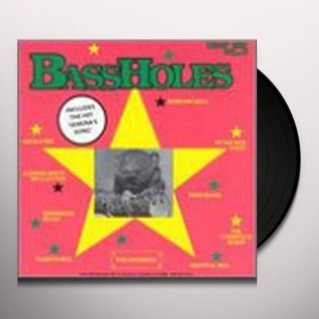 Bassholes DEAF MIX 3 Vinyl Record