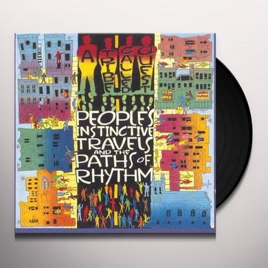 A Tribe Called Quest PEOPLE'S INSTINCTIVE TRAVELS Vinyl Record