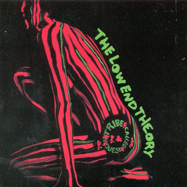 A Tribe Called Quest LOW END THEORY Vinyl Record
