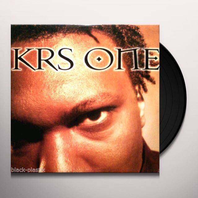 KRS-ONE Vinyl Record