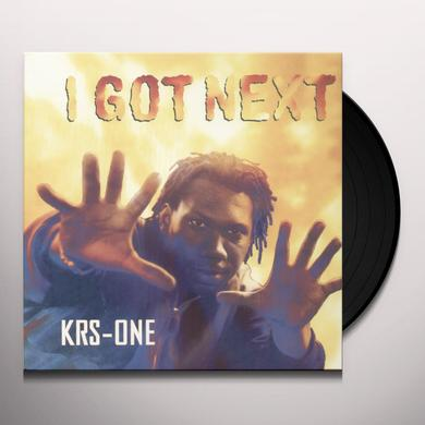 Krs-One I GOT NEXT (DOUBLE LP) Vinyl Record