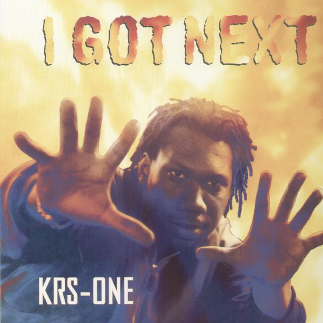 Krs-One I GOT NEXT (DOUBLE LP) Vinyl Record