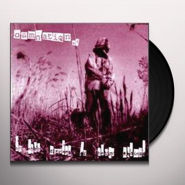 Damnation NO MORE DREAMS OF HAPPY ENDINGS Vinyl Record