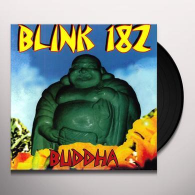 Blink 182 BUDDHA Vinyl Record - Reissue