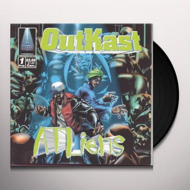 Outkast ATLIENS Vinyl Record