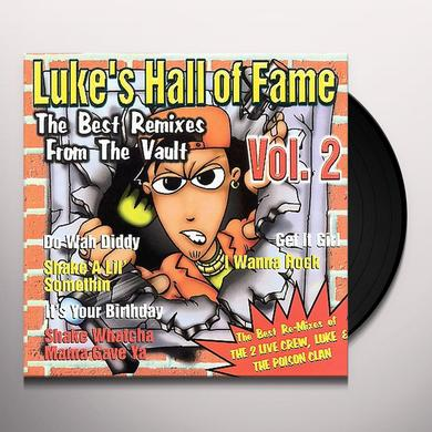 LUKE'S HALL OF FAME 2 / VARIOUS Vinyl Record - Clean