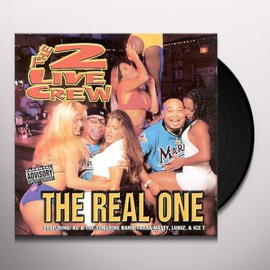 2 Live Crew REAL ONE Vinyl Record