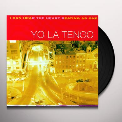 Yo La Tengo I CAN HEAR THE HEART BEATING AS ONE Vinyl Record - 180 Gram Pressing, Digital Download Included