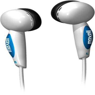 Headphones MAXELL EB-125 STEREO EAR BUDS