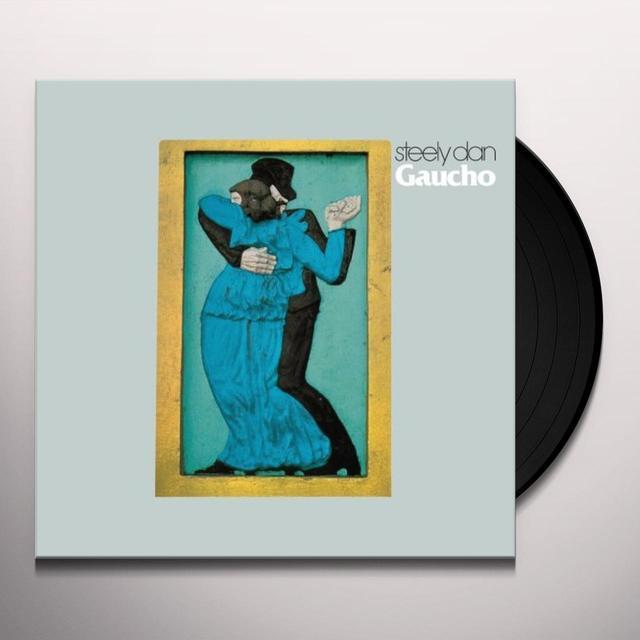 Steely Dan GAUCHO Vinyl Record